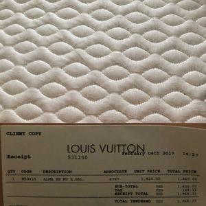 Louis Vuitton Rose Ballerine Extra Pics
